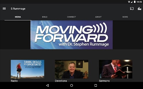 Stephen Rummage- screenshot thumbnail