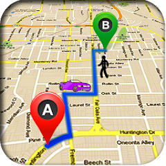 download GPS Route Finder file for android