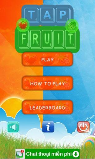 Tap Fruit by TK