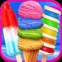 Rainbow Ice Cream & Popsicles icon