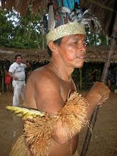 Photo: Yagua tribe