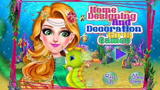 Home Design and Decoration Girls Games 1.0 screenshots 1