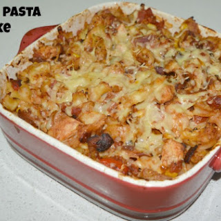 Chicken Pasta Bake.