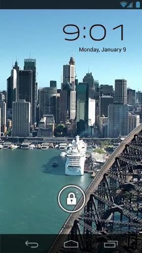Sydney Panorama Live Wallpaper