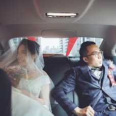 Wedding photographer Yixing Yang (penguinyang). Photo of 15.03.2018