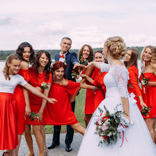 Wedding photographer Elena Voroba (lenavoroba). Photo of 29.10.2017