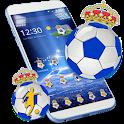 Cool Madrid Football Theme icon