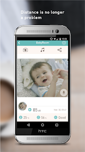 Lollipop - Smart baby monitor - náhled
