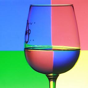 Glass by Kaushik Bera - Artistic Objects Glass (  )