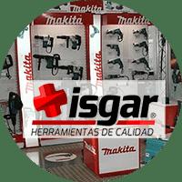 Diseño de página web para Isgar