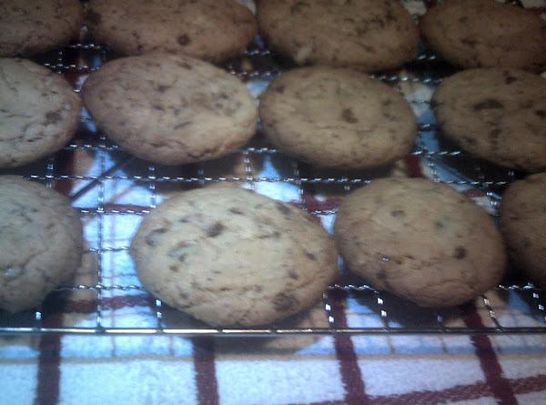 Chewy Heath Bar Cookies Recipe