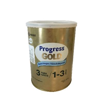 formula progress gold 1-3anos 400gr