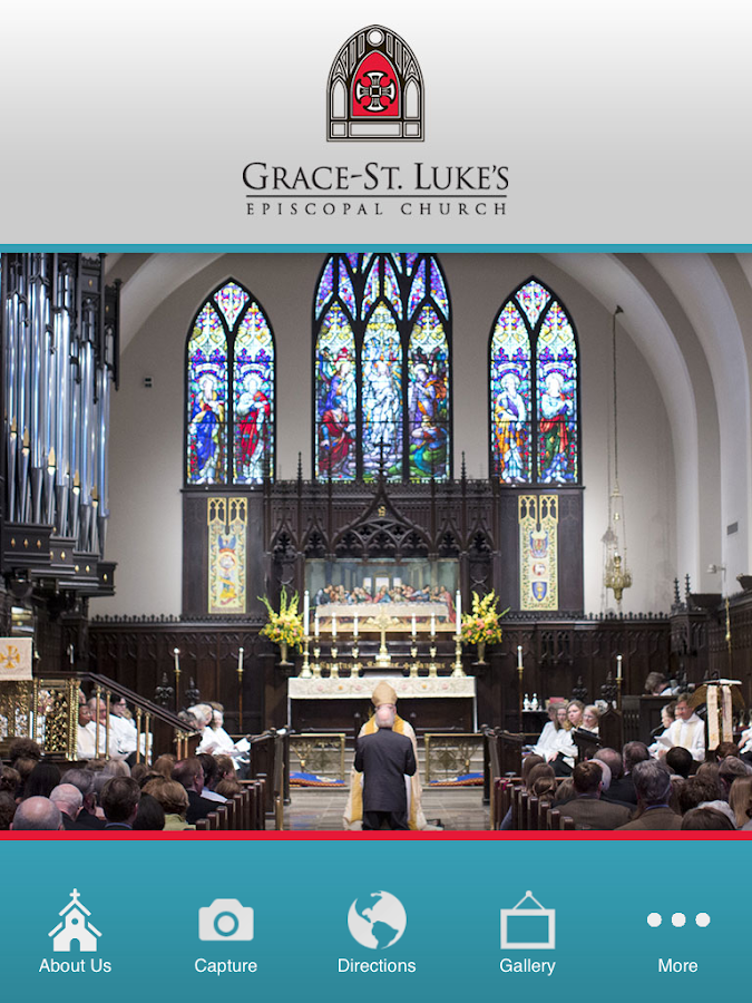 Grace-St. Luke's Episcopal- screenshot