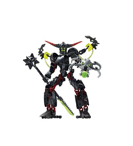 Hero Fac Toy