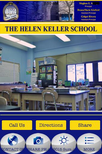 PS153 The Helen Keller School