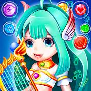 Gem Blitz: Match 3 RPG Games MOD APK aka APK MOD 2.3 (1 Hit KO)