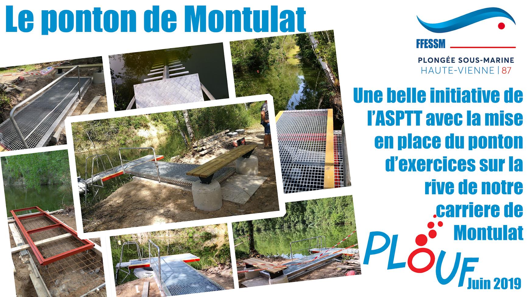 Ponton Montula