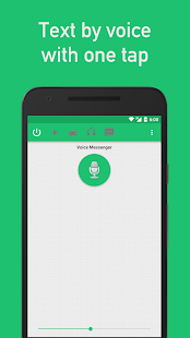 Voice Messenger - náhled