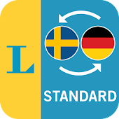 Swedish <> German Talking Dictionary Standard