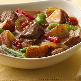 Slow Cooker Steak Potatoes Recipes.