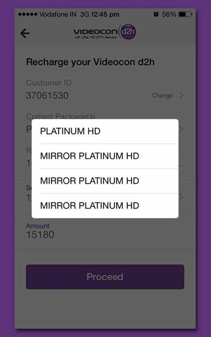Videocon d2h Recharge - Revenue & Download estimates - Google Play