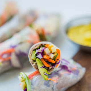 Beef Spring Rolls Recipes
