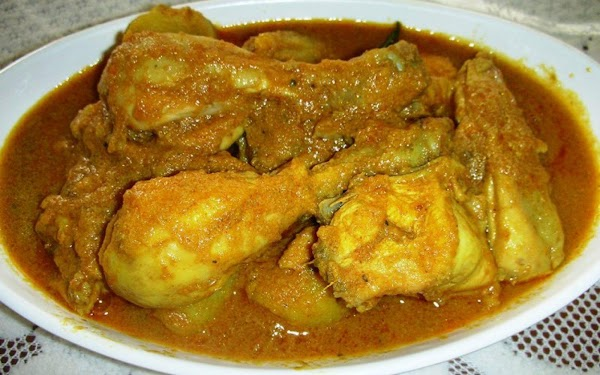 Easy Indian Chicken Curry Recipe