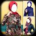 Hijab Women Fashion Suits Icon