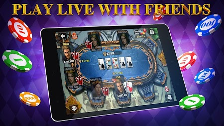 DH Texas Poker - Texas Hold'em APK screenshot thumbnail 3