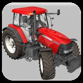 Tractors Driving Game 3D