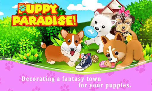 Puppy Paradise-Cute Dog