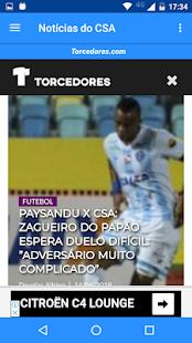 Download Notícias do CSA For PC Windows and Mac apk screenshot 7