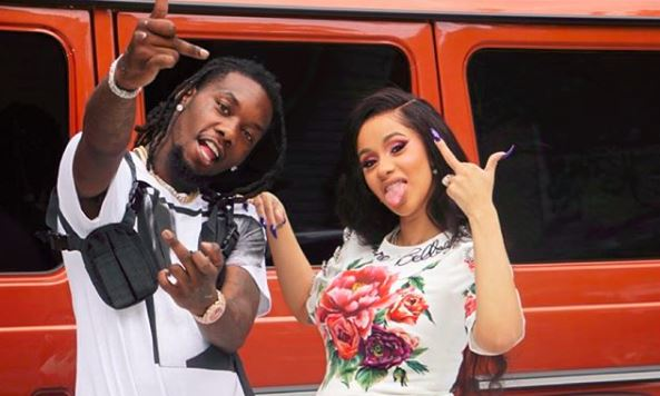Cardi B says she doesn't rap about certain things out of respect for Offset.