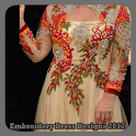 Embroidery Dress Designs 2017 icon