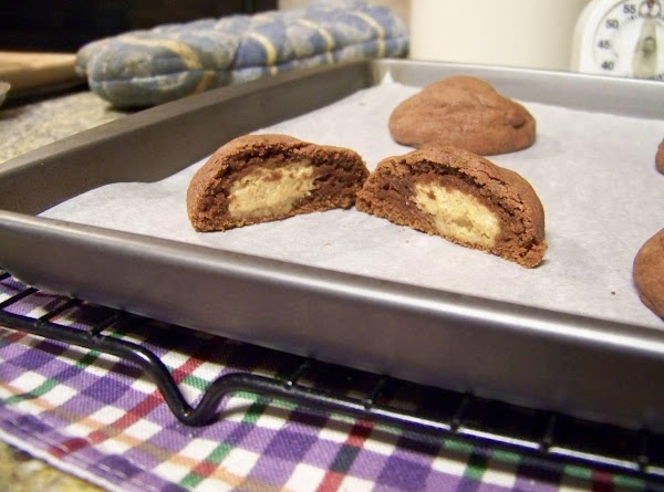 Remove from oven and let set 2 minutes until removing to cooling rack; Let...