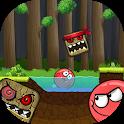 Red Ball : Bounce 4 Hero Adventure icon