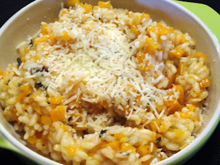 Butternut Squash Risotto Recipe