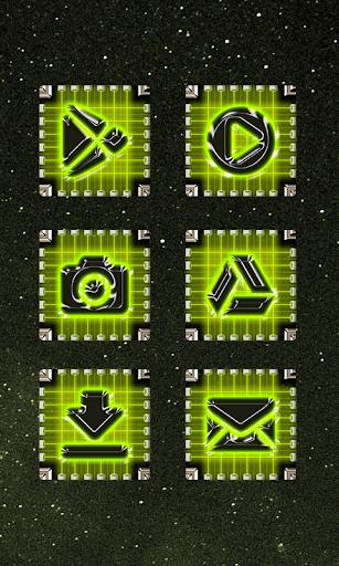 無料个人化AppのSolo Launcher Chip|記事Game