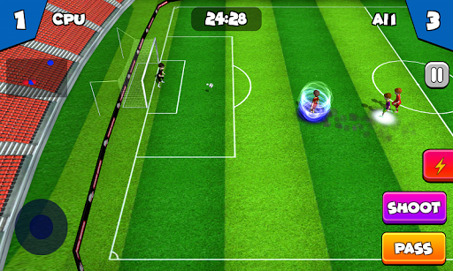 Soccer Heroes! Ultimate Football Games 2018 2.4 de.gamequotes.net 2