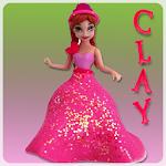 Clay Modelling : Princesses Icon