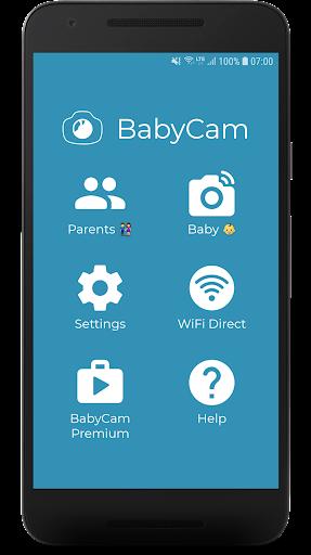BabyCam - Baby Monitor Camera 1.85 screenshots 1