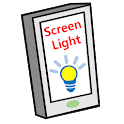 Screen Light icon
