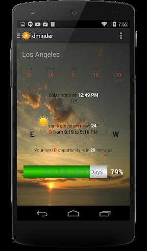 dminder screenshot 2