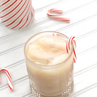 Peppermint White Russian.