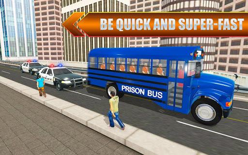 Prisoner Transport Bus Simulator 3D 1.0 screenshots 1