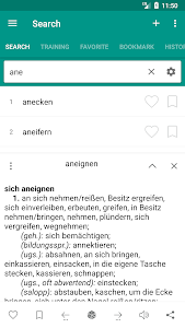 Dictionary of German Synonyms - Offline 2.0.2.7