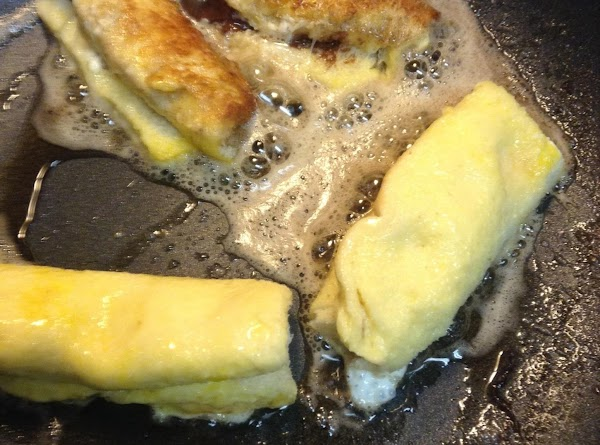 French Toast Roll Ups Recipe