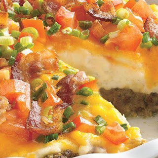 Baked Potato Pie Recipes