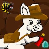 Indi Boulder Bunny Retro FULL