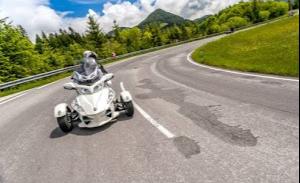 La Corse en Spyder Can-am avec France Moto Voyages